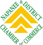 Napanee & District Chamber of Commerce logo