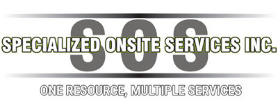 Specialized Onsite Services Inc. logo