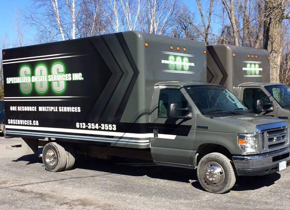 SOS Trucks
